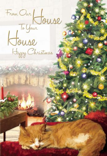 From our House To Your House - Happy Christmas